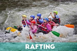 Rafting ariège
