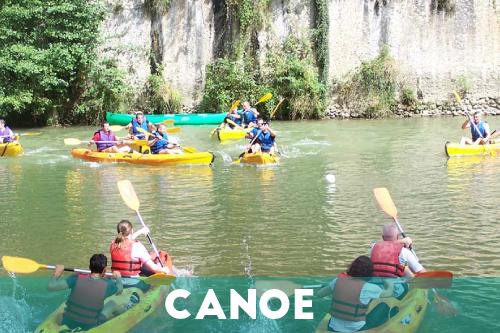 Canoe ariège