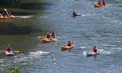 Canoe-groupe