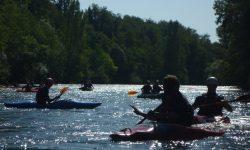 balade en canoe été