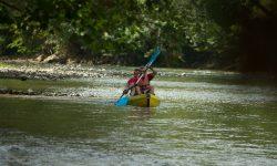 balade en canoe