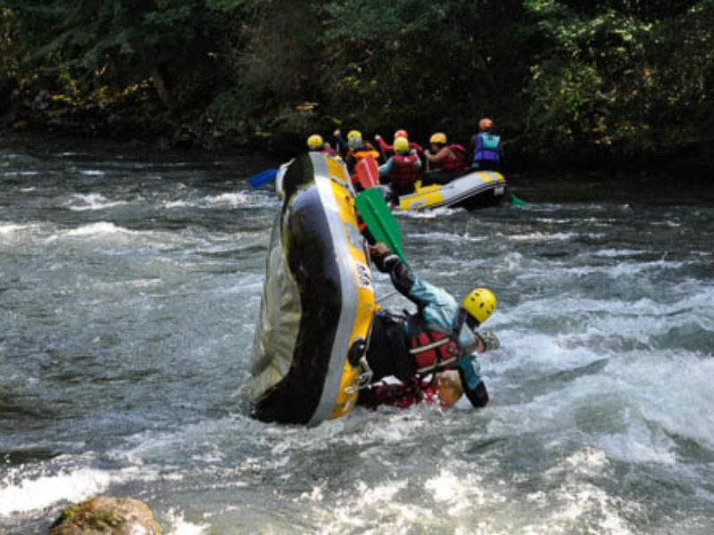 rafting Bertrand crèpe
